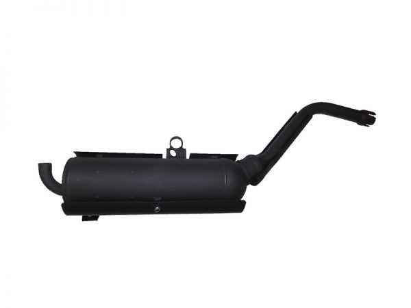 Глушитель выпуска в сборе R20400090 купить по цене 7880 руб.