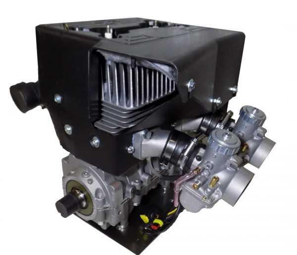 Двигатель РМЗ-500 C40500500-06ЗЧ купить по цене 103286 руб.