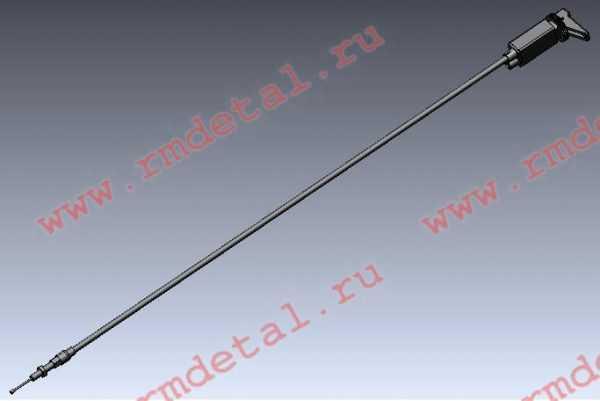 Трос топливного корректора C40800680-01 купить по цене 1053 руб.