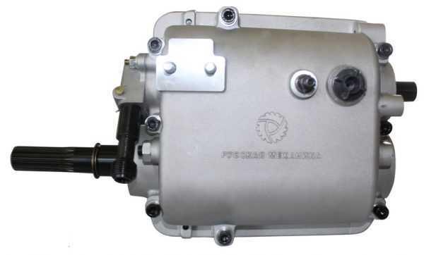 Коробка передач с звездочкой 110605000ЗЧ купить по цене 37422 руб.