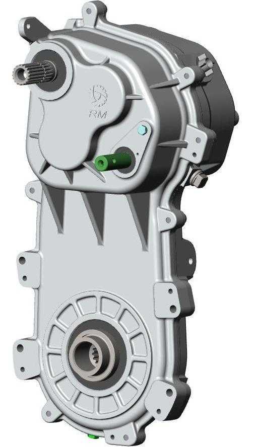 Коробка передач S10600100 купить по цене 112163 руб.
