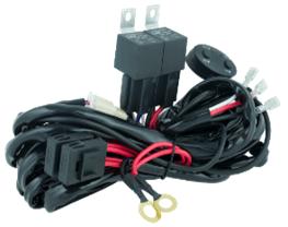 Комплект проводки EL-D2 для комбинированной светодиодной фары купить по цене 1117 руб.