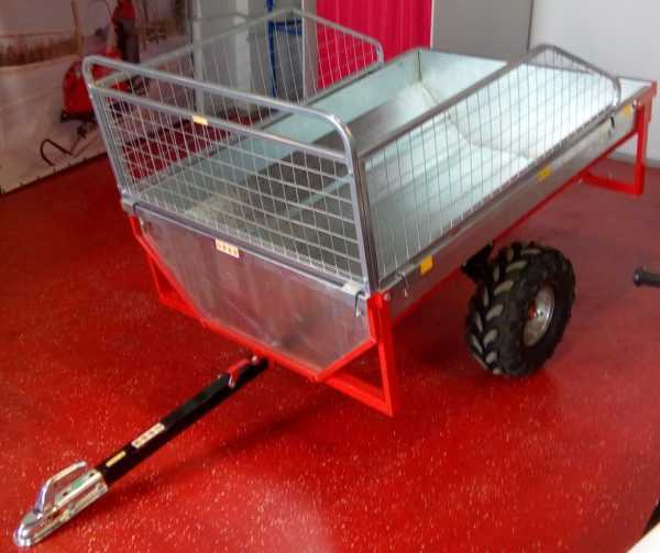 Прицеп М1600-У для квадроцикла купить по цене 28890 руб.