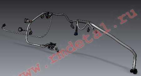 Жгут основной C41101400 купить по цене 5326 руб.
