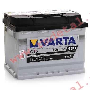 Аккумулятор VARTA BLACK dynamic B20 545 413 040 купить по цене 8792 руб.