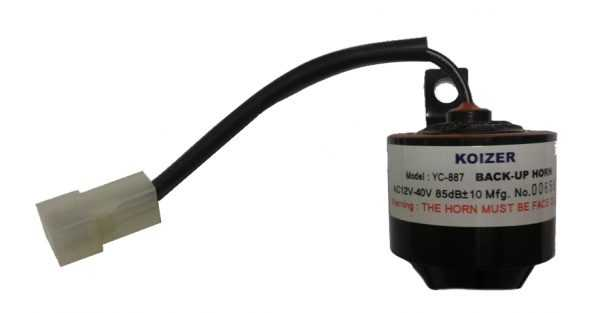 Сигнализатор заднего хода со жгутом C41100570 купить по цене 1409 руб.